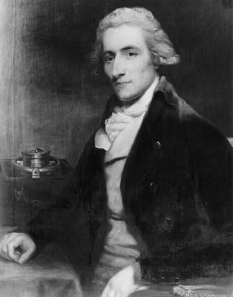 Thomas Earnshaw, horologist, 1798.