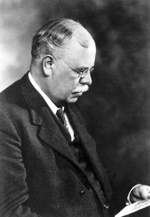 Adam Ferguson, President of the Physical Society, 20th century.