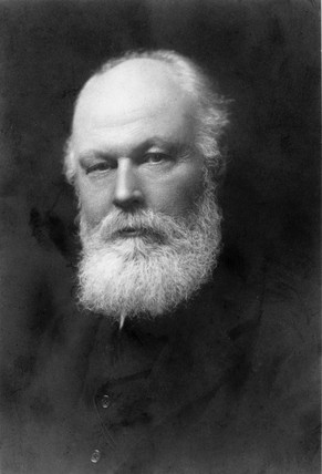 George Foster, President of the Physical Society, 1880-1910.