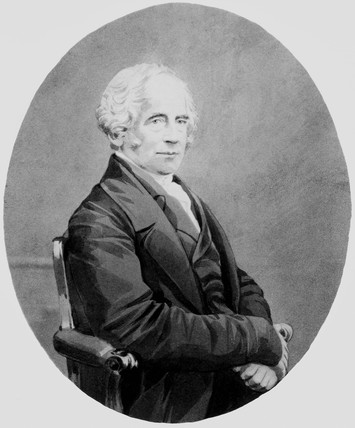 Benjamin Fothergill, c 1860s.
