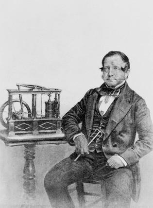 Benjamin Fothergill, c 1850s.