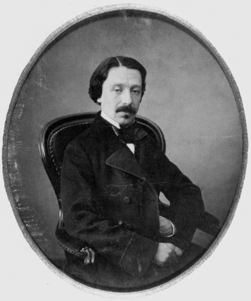 Leon Foucault, French physicist, c 1850s.
