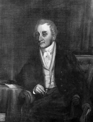 Henry Fourdrinier, English inventor, c 1800.