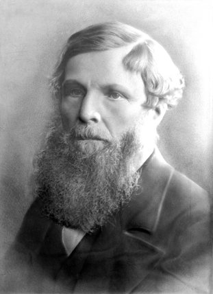 William Froude, English engineer and naval architect, c 1870.