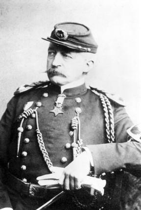 George Gouraud, American soldier, c 1880s.