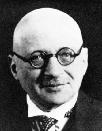 Fritz Haber, German chemist, c 1915.