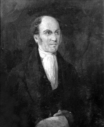 Timothy Hackworth, English engineer and railway pioneer, c 1830.