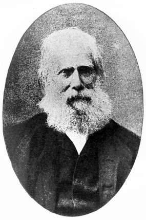 James Harrison, Scottish pioneer of refrigeration, c 1870.