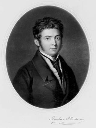 Joshua Heilmann, French inventor, c 1825.