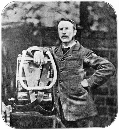 Profesor Theodor Fleus.