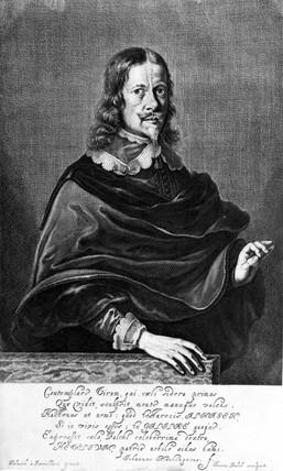 Johannes Hevelius, German astronomer, 1647.