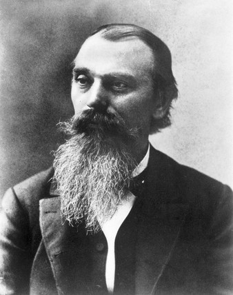 Gustav Hinricks.