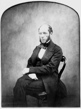 G Howard, c 1850s.