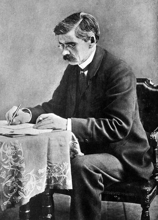 Ferdinand Hurter, Swis chemist, late 19th century.