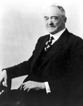 Charles Jenkins, American television pioneer, c 1920s.
