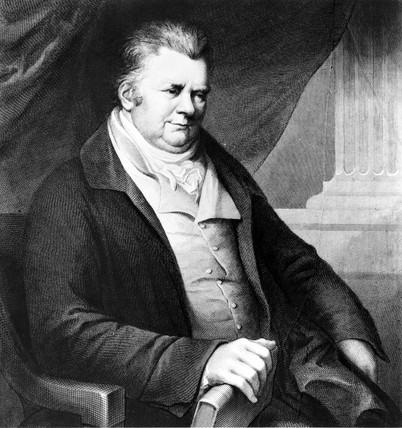 James Keir, Scottish pioneer in industrial chemistry, c 1790.