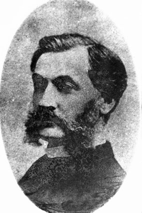 Louis Le Prince, French-American cinematographic pioneer, c 1880s.