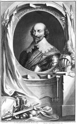 Robert Bertie, first Earl of Lindsey, 1742.