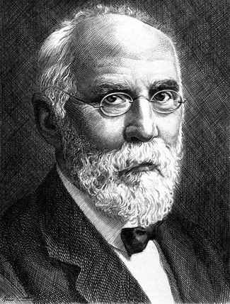 Hendrik Antoon Lorentz, Dutch physicist, c 1920.
