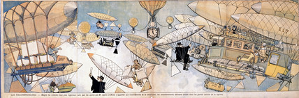 'Congestion', France, 1901-1914.