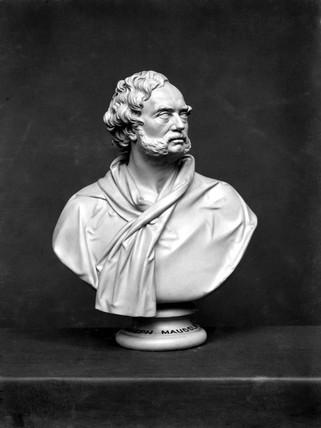 Joseph Maudslay, English engineer, c 1855.