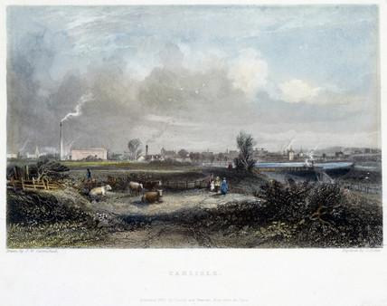Carlisle, Cumbria, 1837.