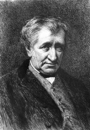 James Nasmyth, Scottish mechanical engineer, c 1860s.