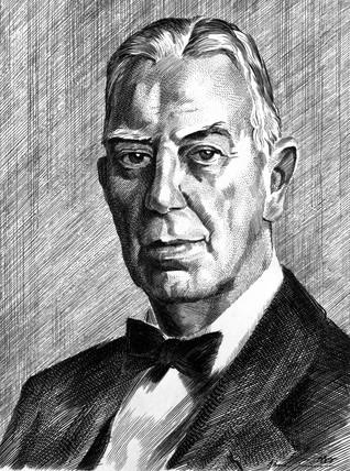 Balthazar van der Pol, Dutch electrical engineer, c 1930-1939.