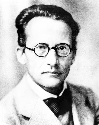 Erwin Schrodinger, Austrian physicist, 1933.