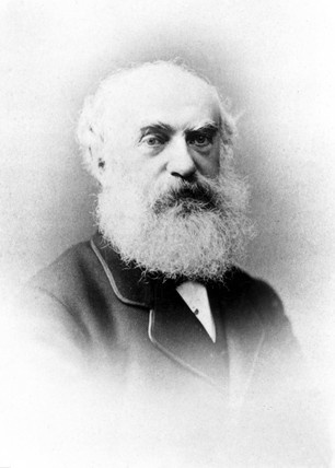 Balfour Stewart, Scottish physicist and meteorologist, c 1870-1887.