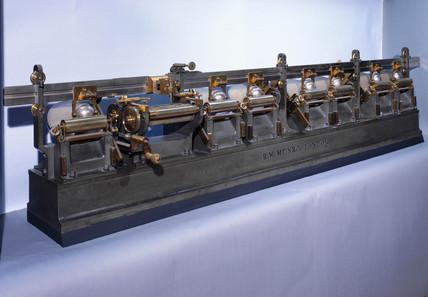 Kelvin's harmonic analyser, 1878.