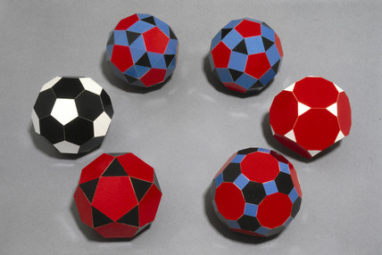 Convex uniform polyhedra, 1973.