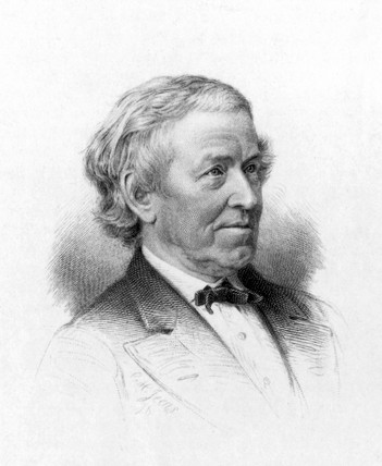 Sir Charles Wheatstone, English physicist, c 1860.