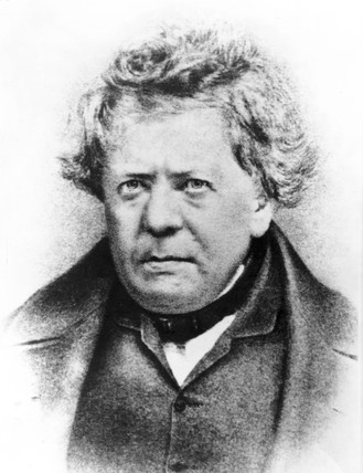 Georg Simon Ohm, German physicist, mid 19th century.