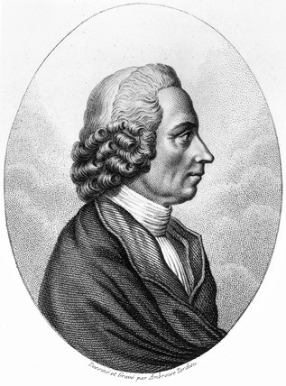 Joseph Priestley, English-American theologian and chemist, c 1770-1779.