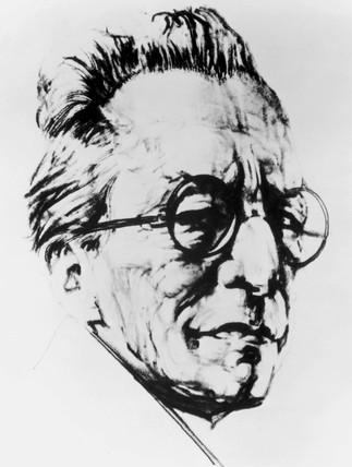 Erwin Schrodinger, Austrian physicist, c 1956.