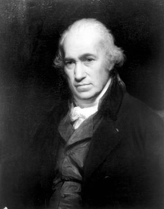 James Watt, Scottish engineer, c 1800s.