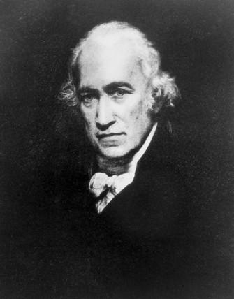 James Watt, Scottish engineer , c 1800s.