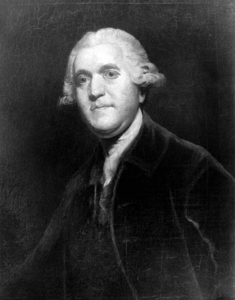 Josiah Wedgwood, English potter, 1780s.