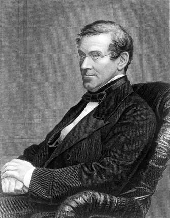 Sir Charles Wheatstone, English physicist, c 1840s.