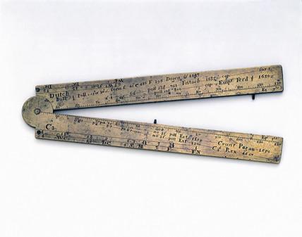 Rule, 1750.