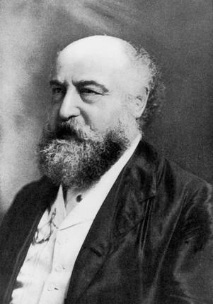 Ludwig Mond, German industrial chemist, c 1890s.