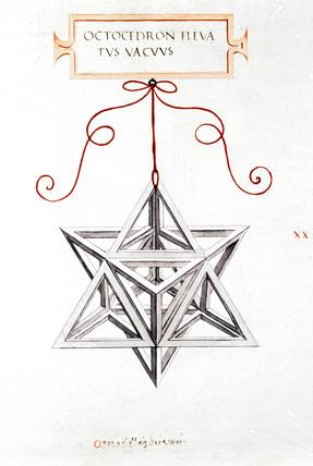 Da Vinci's Octahedron, 1509.