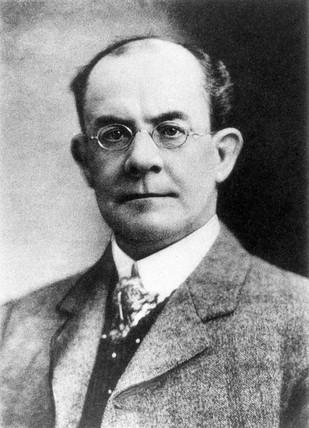Herbert Akroyd Stuart, English inventor, c c 1900.