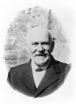 William Edgar Palmer, clockmaker, 1939.