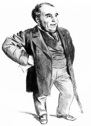 Sir John Pender, English pioneer of sub-marine telegraphy, c 1870.