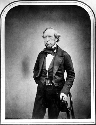 John Penn, English engineer, c 1850-1859.