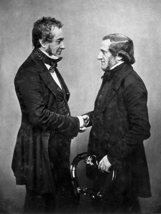 Francis Petit Smith and Thomas Pilgrim, mid 19th century.