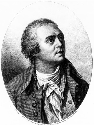 Horace Benedict de Sausure, Swis physicist and geologist, c 1780.