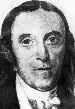 Johann Salomo Christoph Schweigger, German physicist, c 1820.